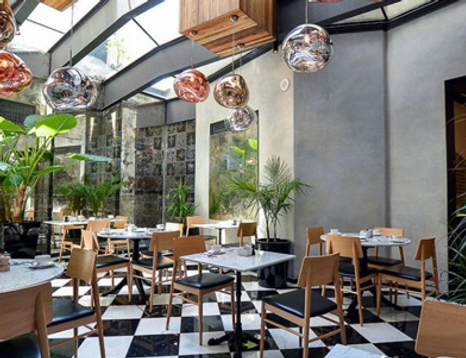 HOTEL CHECK IN   Three unexpected boutique Hotels in Santiago