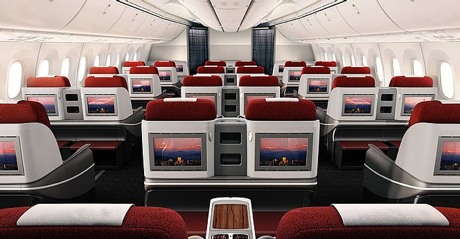 BOARDING PASS: LATAM Airlines Group